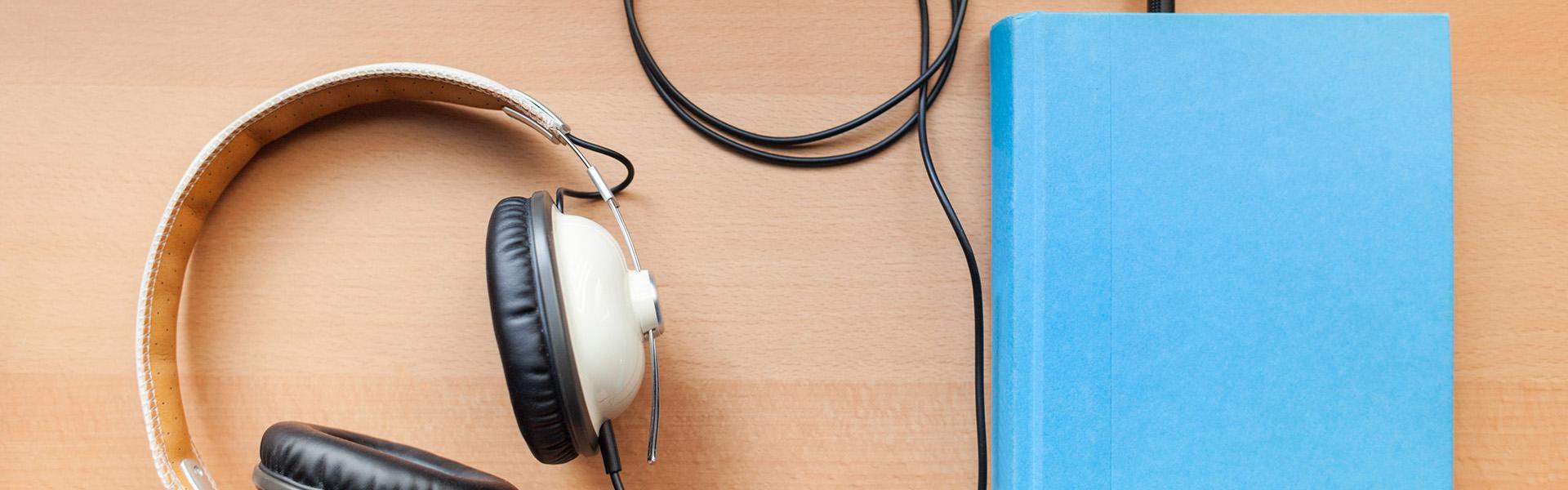 Audio knihy a audio průvodci