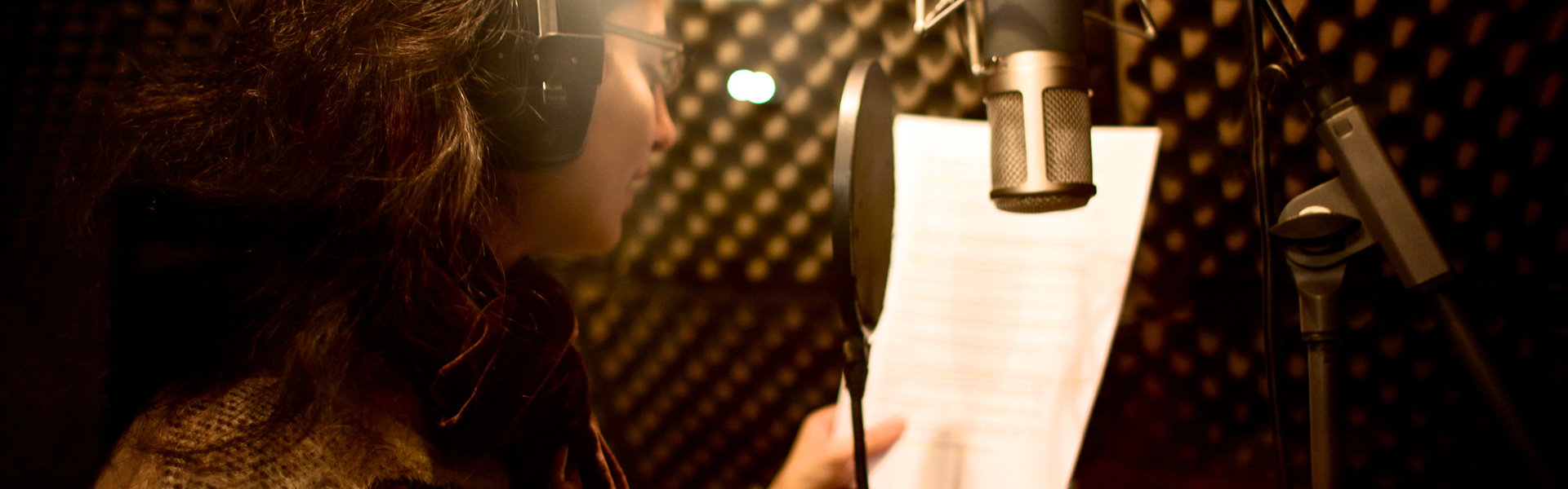 Výroba reklamních audio spotů