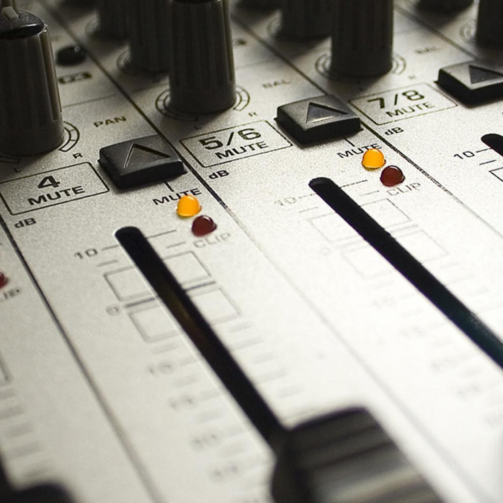 Editace hudby na zakázku